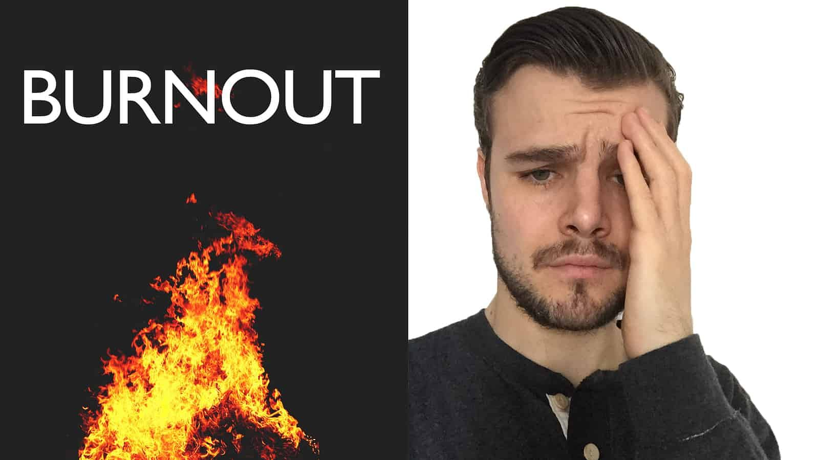 Jacob LE with Burnout